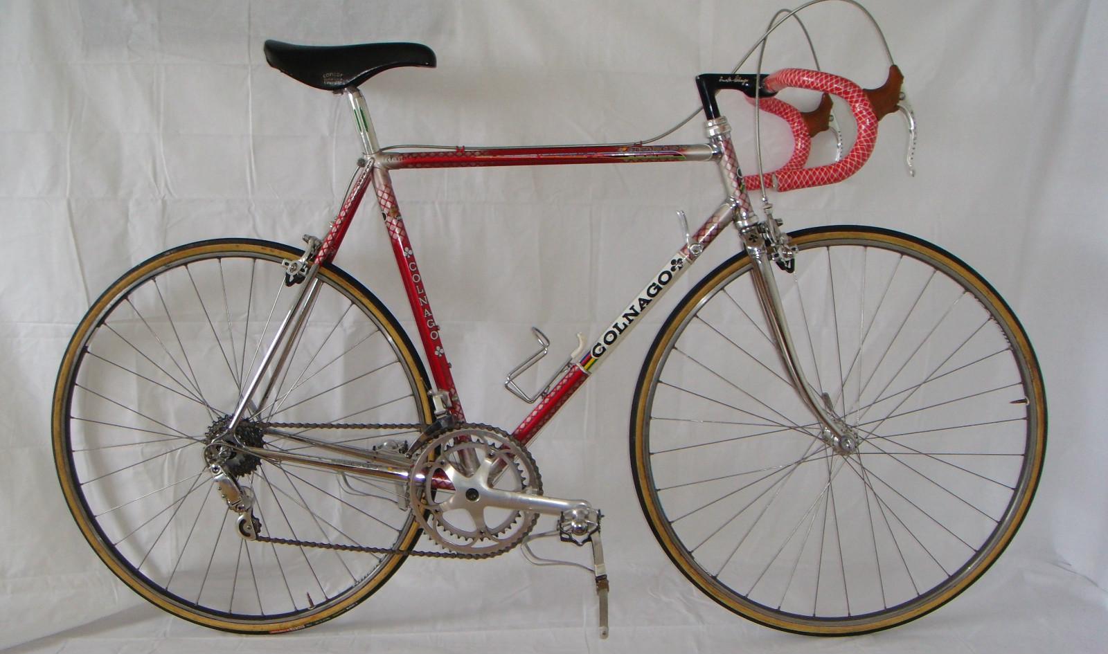ff14dd764 A 1986 Colnago Master ex pro Del Tongo roadbike..   (KGrHqNHJDcFHG6VodE0BR6VGEZi!w~~60 57