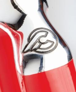 Supercorsa rosso ferrari close up 2