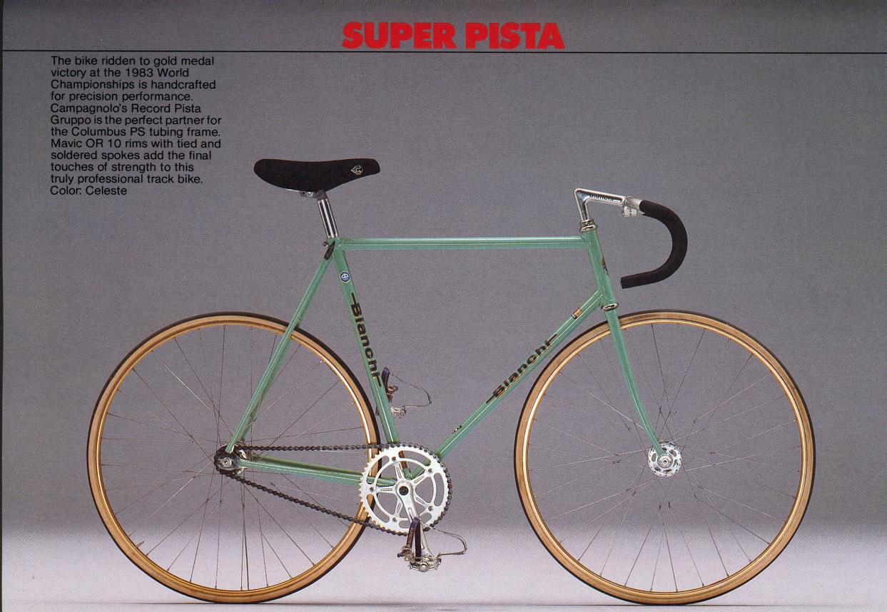 Cyclocross Bikes For Sale >> vintage 1984 bianchi catalog – saarf.london