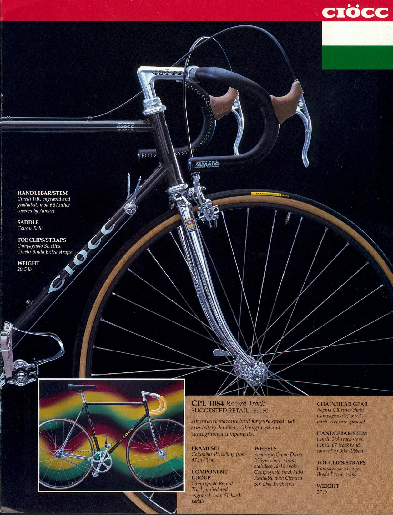 Cannondale Bikes For Sale >> vintage ciocc roadbike catalog – saarf.london